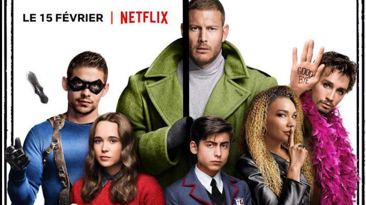 The Umbrella Academy: Netflix dévoile une premiere bande-annonce