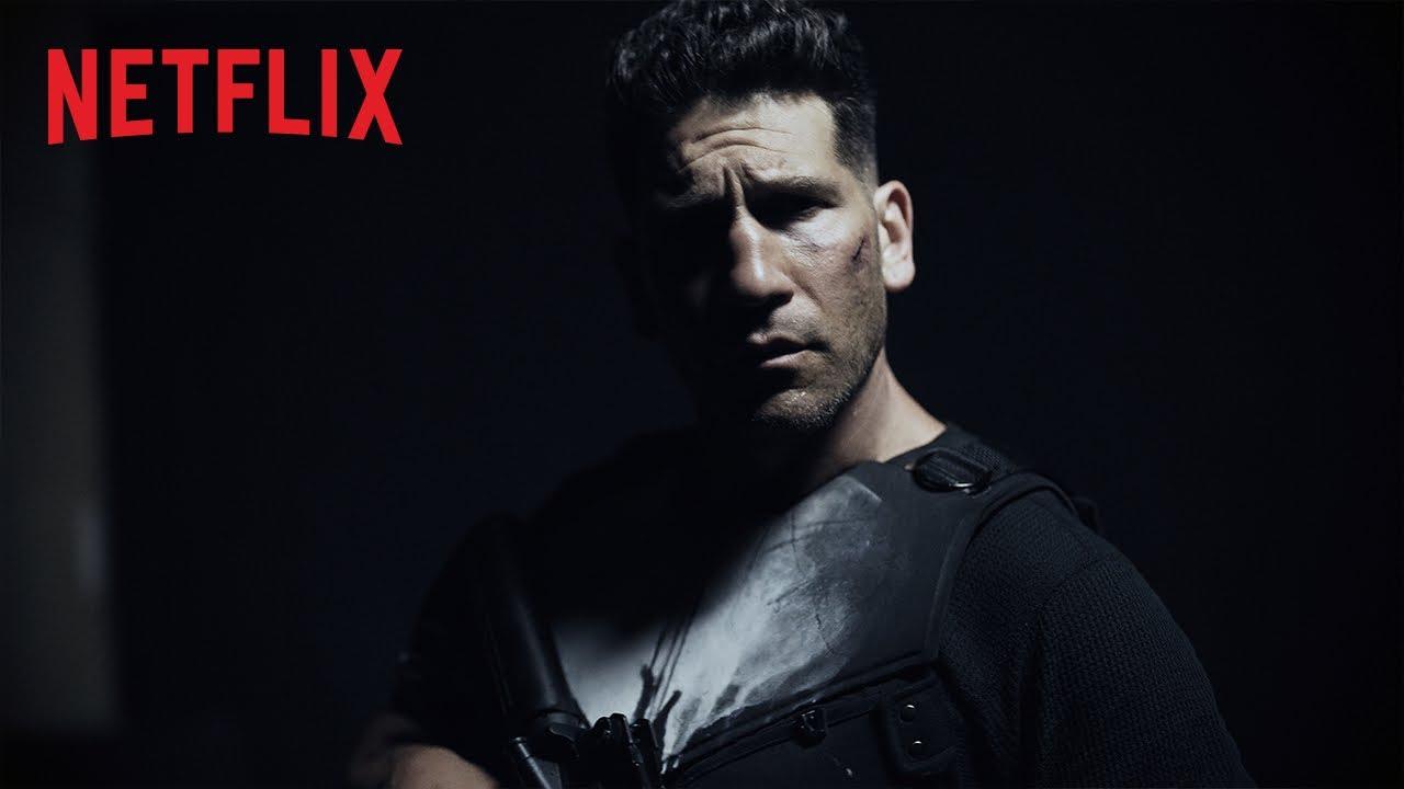 Marvel's The Punisher saison 2: Netflix dévoile un trailer et une date