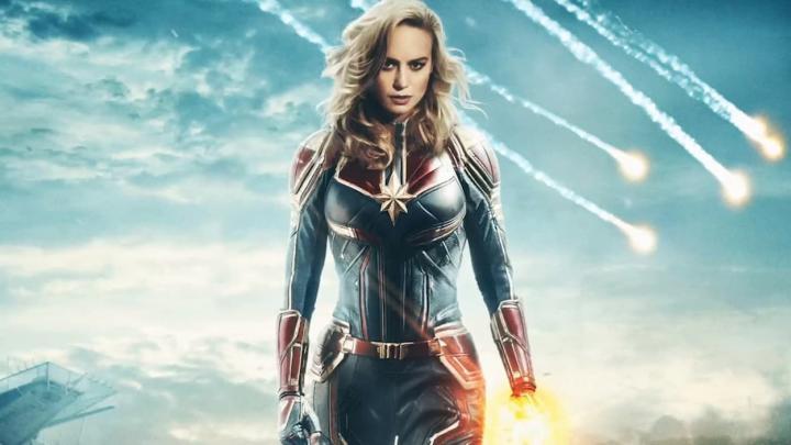 Marvel Studios' Captain Marvel : une nouvelle bande-annonce impressionnante
