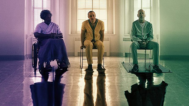 Verre (Glass) - Critique du film de M. Night Shyamalan