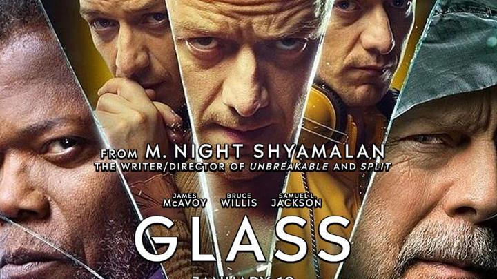 Verre (Glass) - Critique du film de M. Night Shyamalan