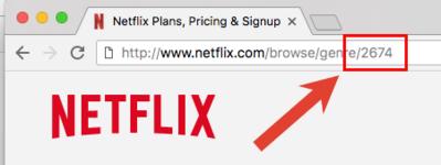 codes secrets Netflix