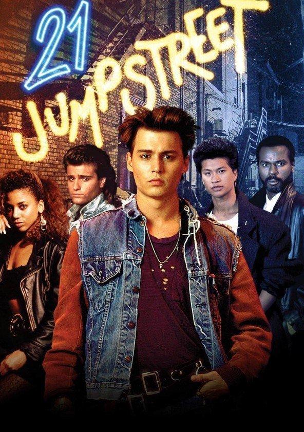 21 Jump Street: les 5 saisons de la série culte sont sur Prime Video