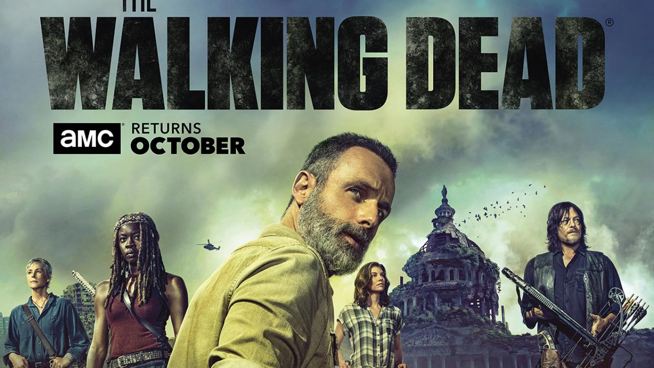 The Walking Dead saison 9