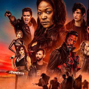 Z Nation Staffel 5 Deutsch Netflix