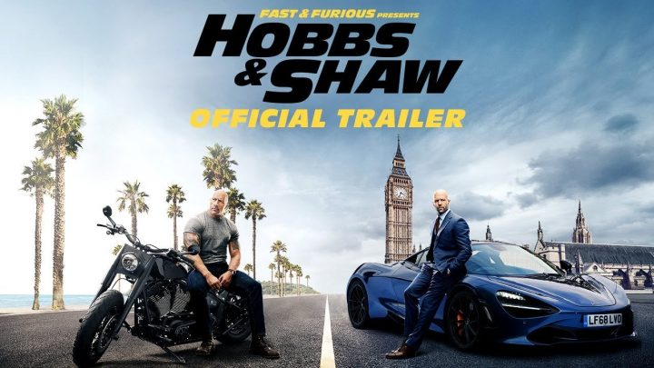 Fast and Furious : Hobbs & Shaw: une première bande-annonce