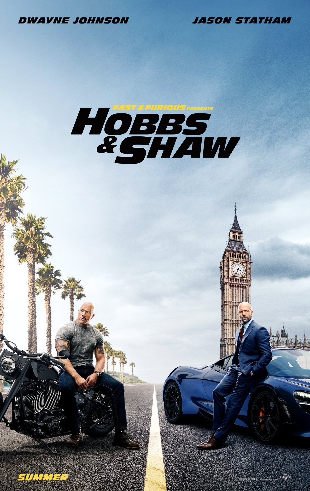 Fast and Furious : Hobbs & Shaw