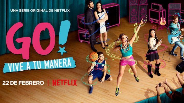 Poursuis tes rêves: la série argentine pour ado est sur Netflix