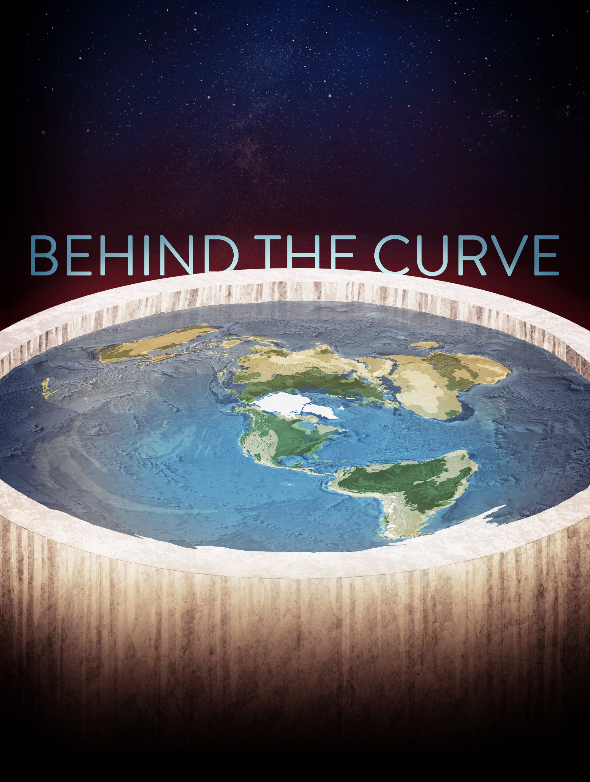 Behind the Curve - La Terre à plat