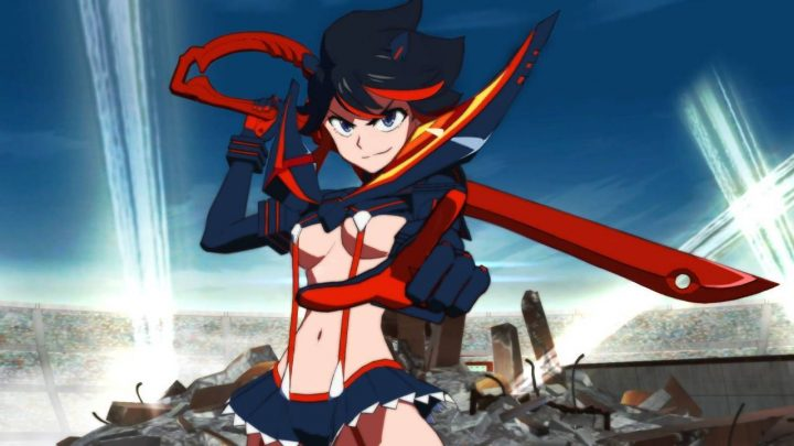 Kill la Kill the Game: IF: une vidéo de gameplay
