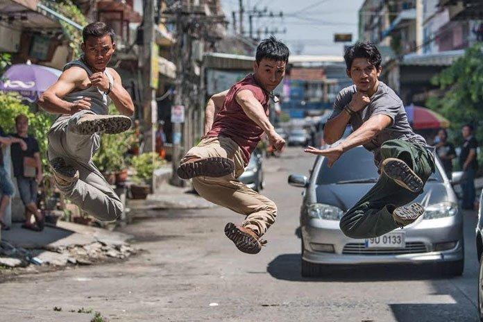 Triple Threat: Jaa, Uwais, Chen, White et Adkins réuni dans un seul film!