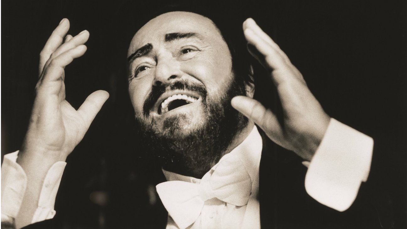 Pavarotti: Ron Howard