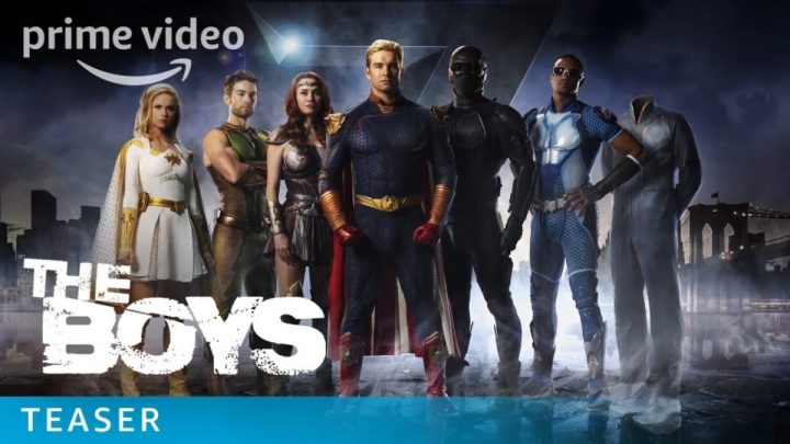The Boys: Amazon dévoile une bande-annonce ultra badass