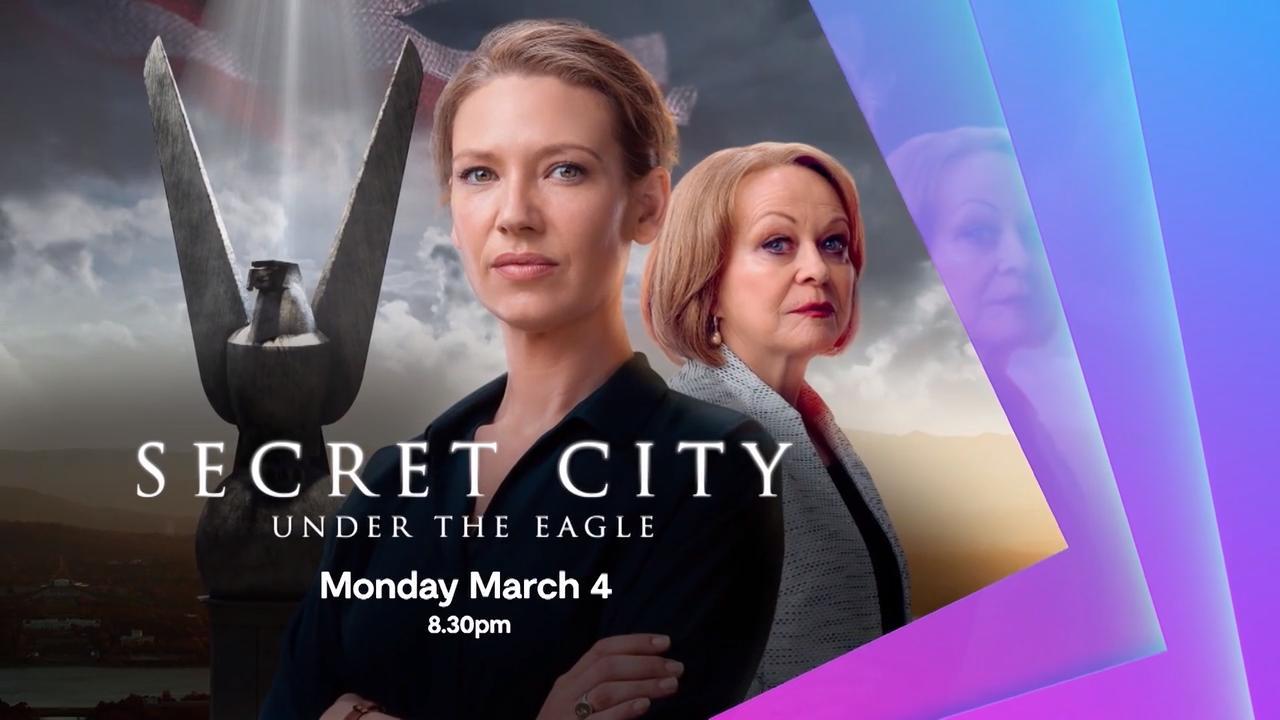 Cité secrète saison 2: Sous l'aile de l'aigle