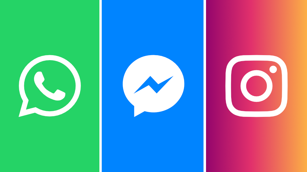 Facebook, WhatsApp et Instagram sont en panne