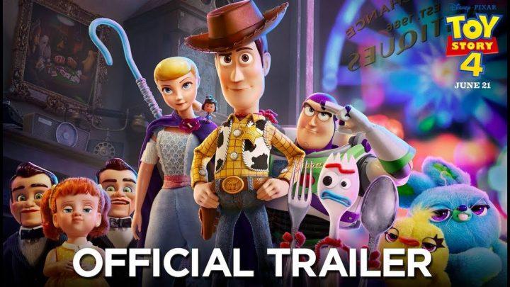 Histoire de jouets 4: regardez la bande-annonce de Toy Story 4