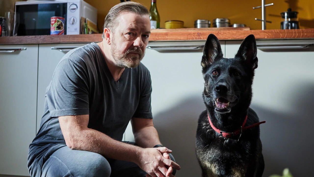 La vie après la mort: la comédie avec Ricky Gervais arrive sur Netflix