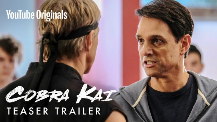 Cobra Kai saison 2: un trailer pour la suite de Karate Kid
