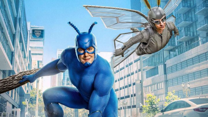 The Tick saison 2: Amazon Prime Video dévoile une bande-annonce