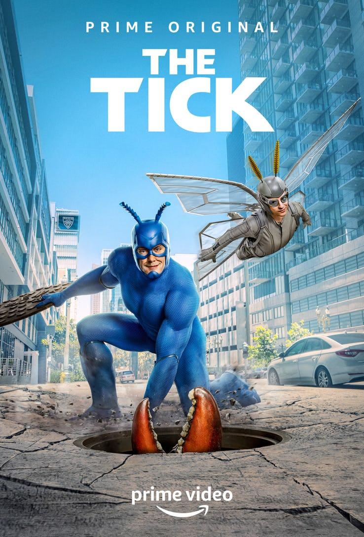 The Tick saison 2