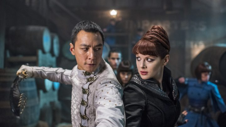 Into the Badlands: les 3 saisons sont en streaming VF sur Netflix