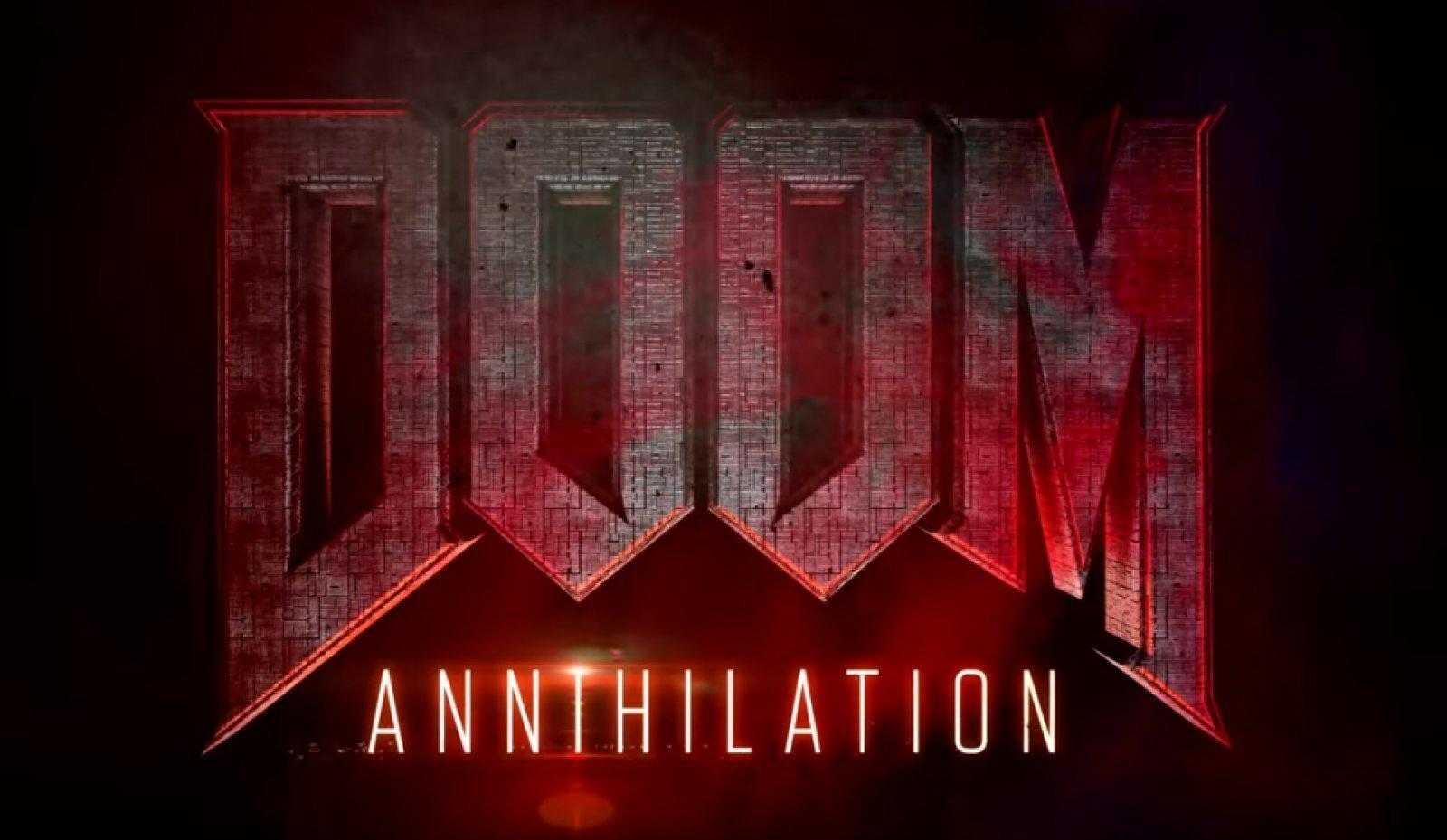 Doom: Annihilation: regardez le premier teaser vidéo