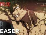 Kengan Ashura: Netflix dévoile un premier trailer pour l'animé