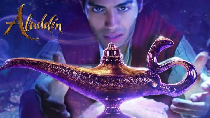 Disney's Aladdin: la première bande-annonce officielle