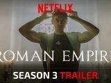 L'Empire romain saison 3: Caligula : l'empereur fou: une date et un trailer