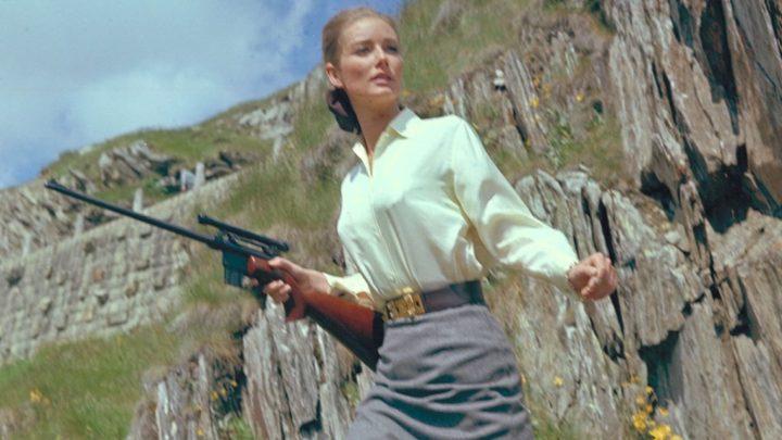 Tania Mallet: décès de la Bond Girl du film Goldfinger