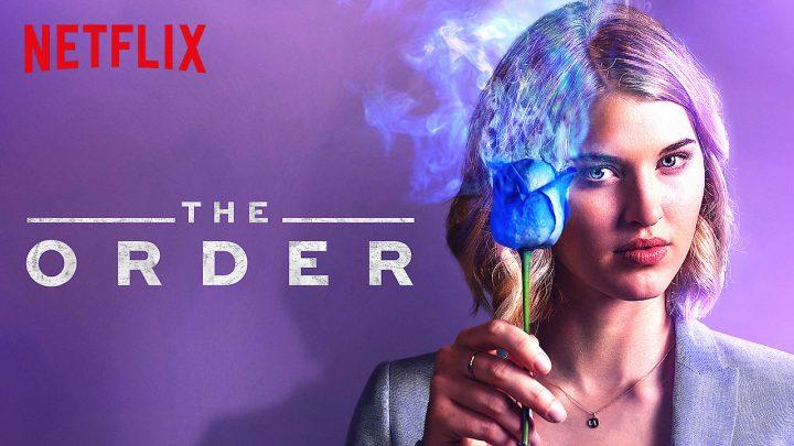 L'Ordre: la série surnaturelle The Order débarque sur Netflix