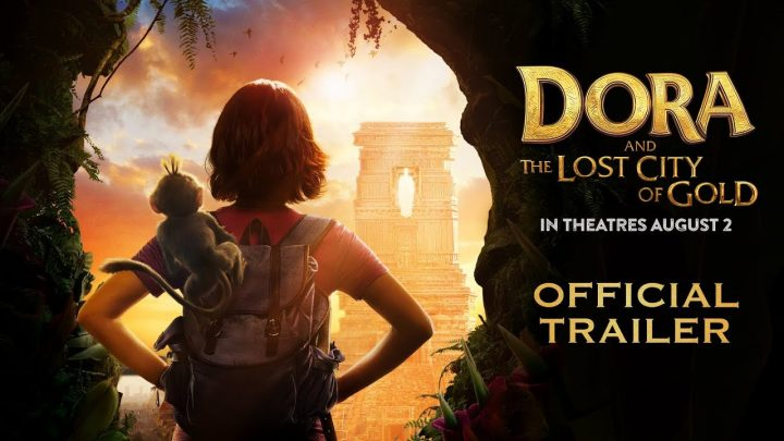 Dora and the Lost City of Gold: regardez la bande-annonce du film live
