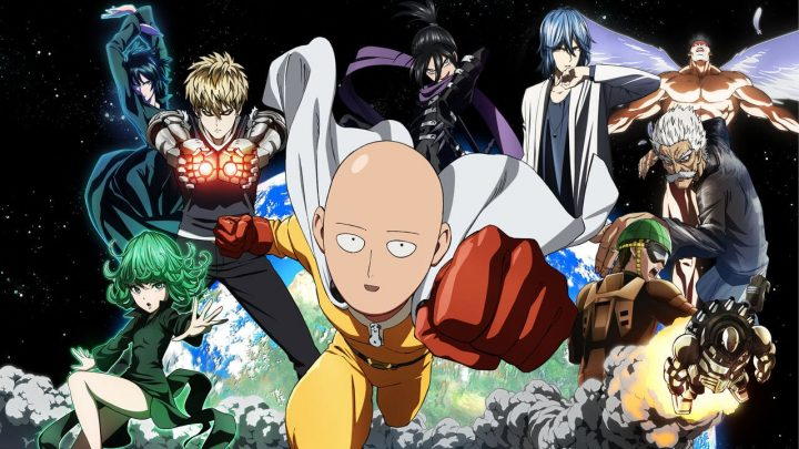 One-Punch Man saison 2
