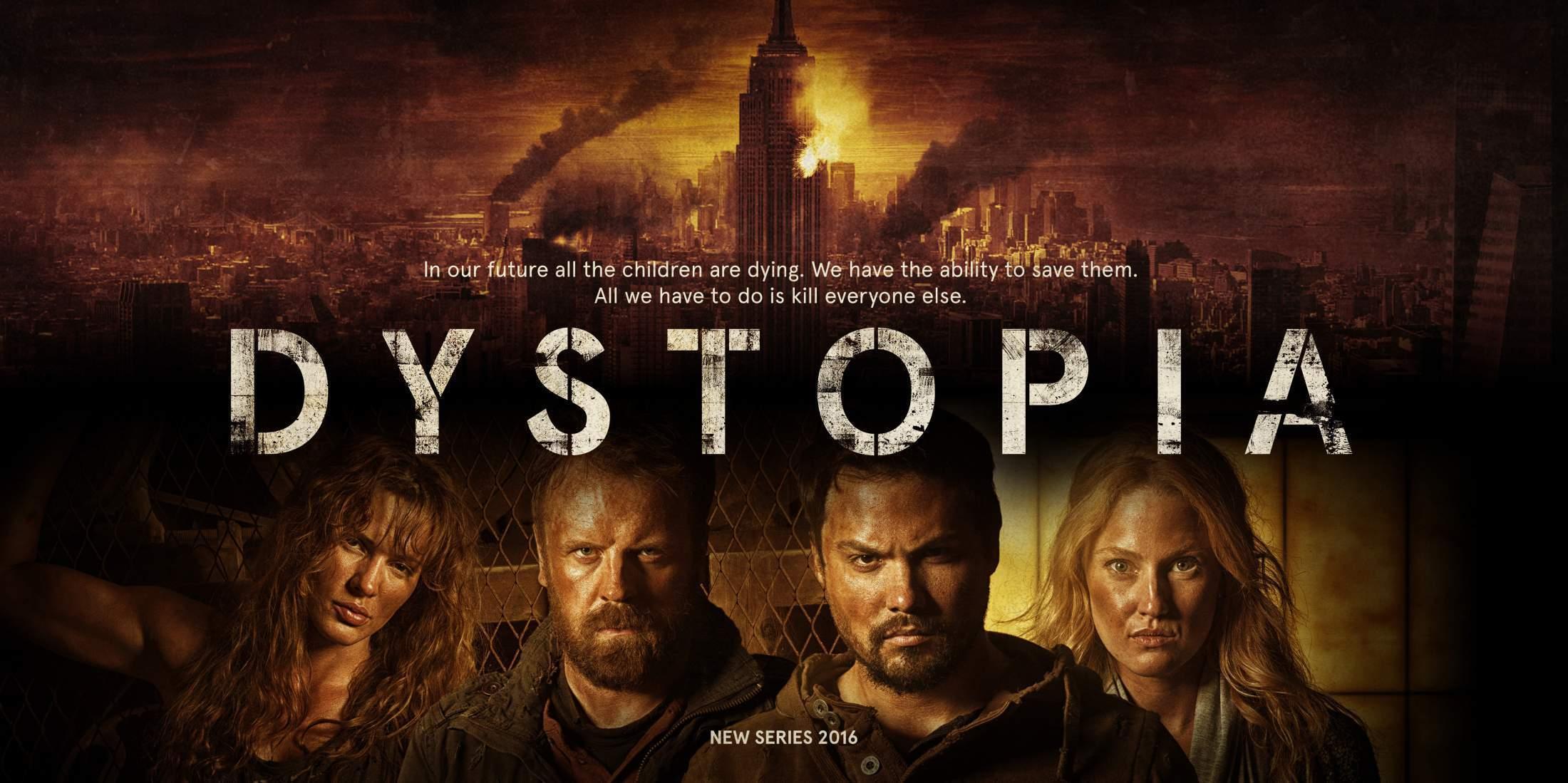 Dystopia: la série de science-fiction est sur Tubi TV