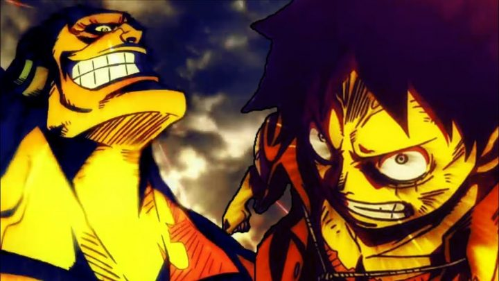 One Piece Stampede: Une bande-annonce pour le film