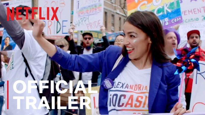 Cap sur le Congrès: Netflix rend hommage à Alexandria Ocasio-Cortez