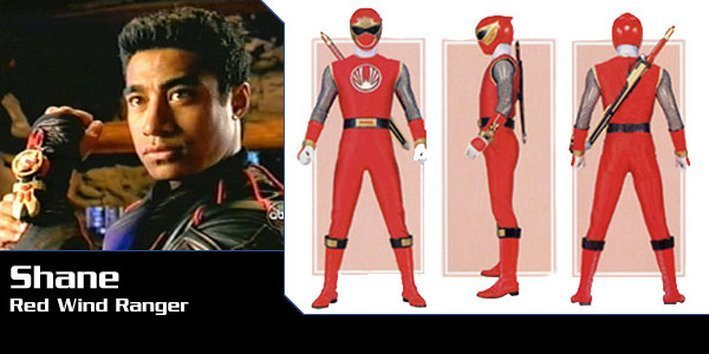 Red Wind Ranger