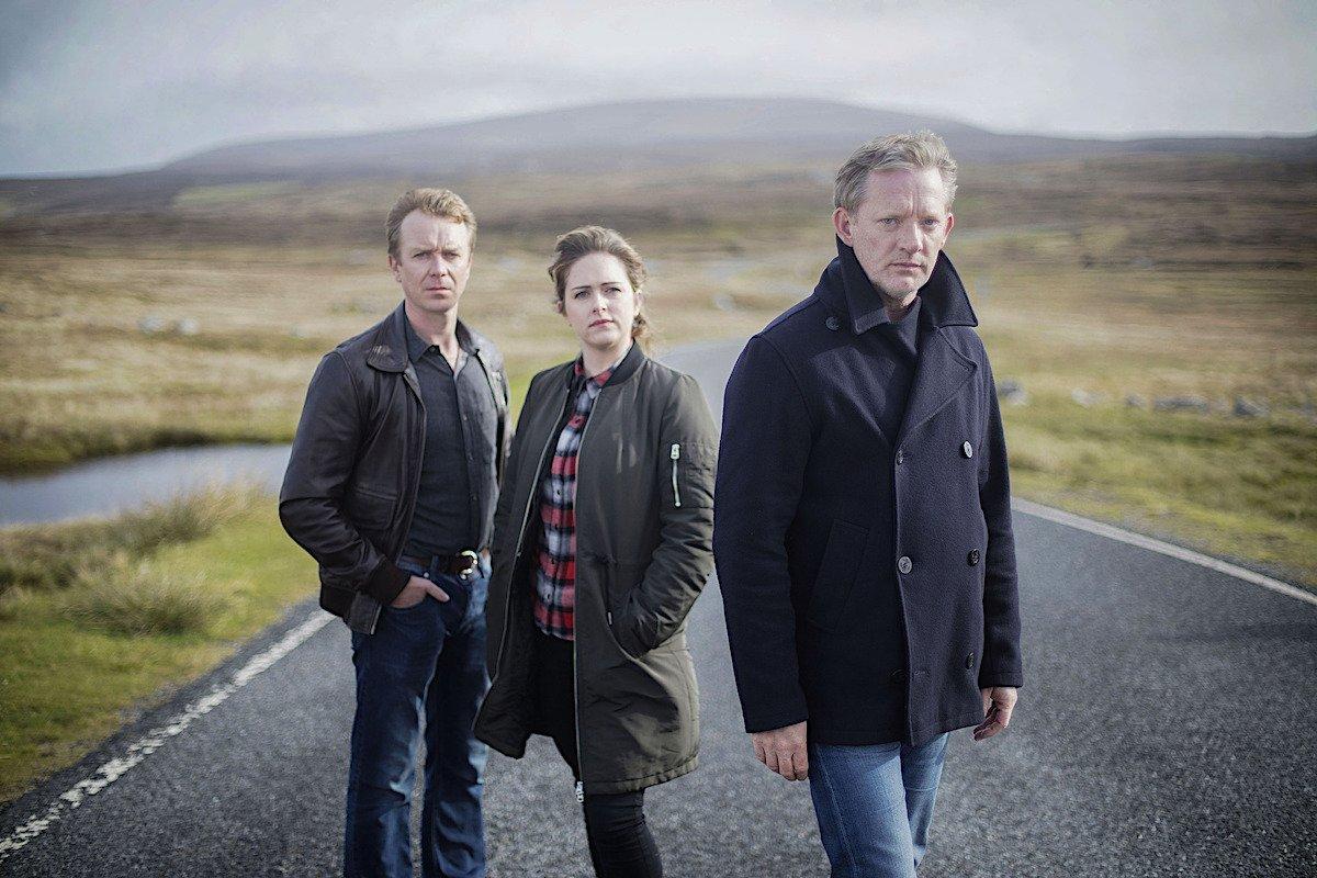 Shetland serie