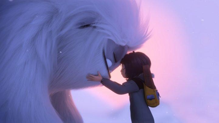 Abominable: DreamWorks Animation dévoile sont nouveau film animé