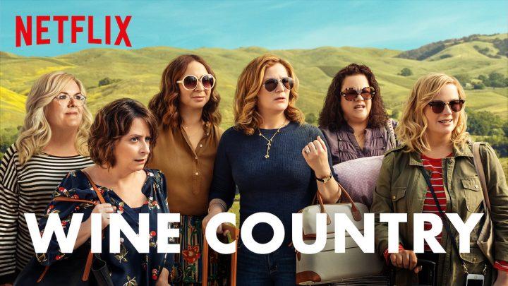 Entre vin et vinaigre: la comédie Wine Country est sur Netflix