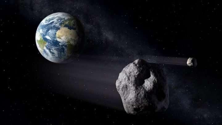 2006 QV89: un astéroïde de 164 pieds pourrait toucher la Terre