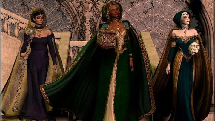 Dune: The Sisterhood: un nouvelle série sur l'ordre du Bene Gesserit