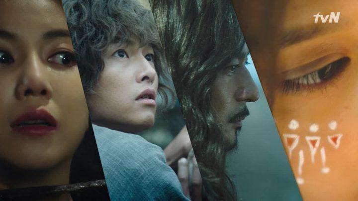 Les chroniques d'Arthdal: la série coréenne fantastique est sur Netflix