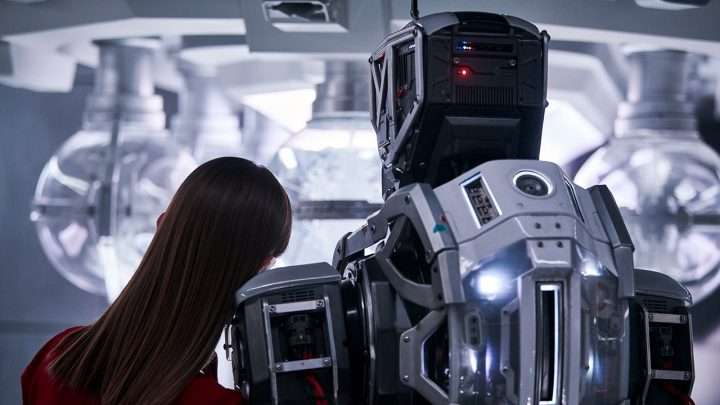 Mater ex machina: le thriller I Am Mother est sur Netflix