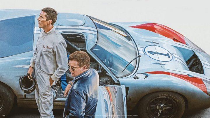 FORD v FERRARI: un trailer avec Matt Damon et Christian Bale