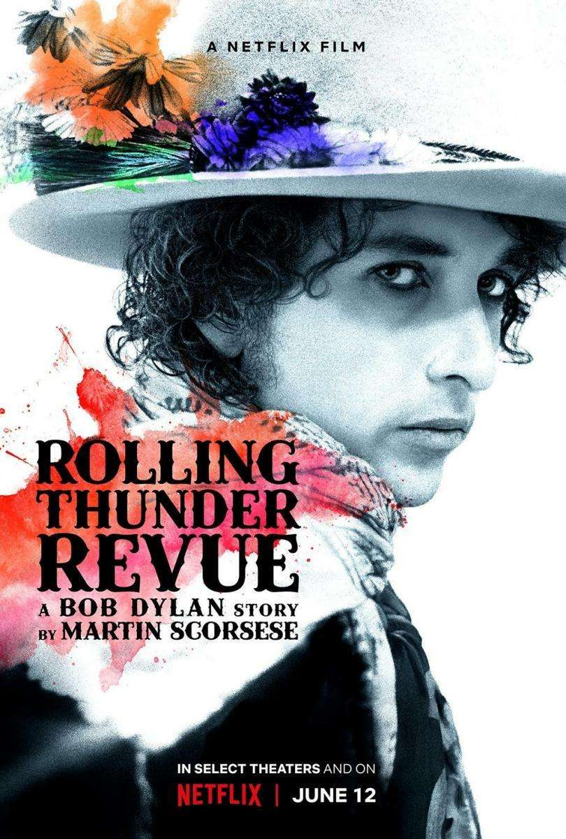 Rolling Thunder Revue : Une histoire de Bob Dylan signée Martin Scorsese