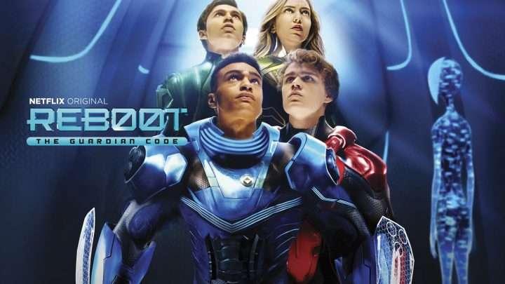 ReBoot : le code du gardien