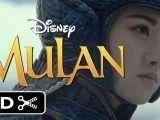 Disney's Mulan: une premiere bande-annonce pour le film live