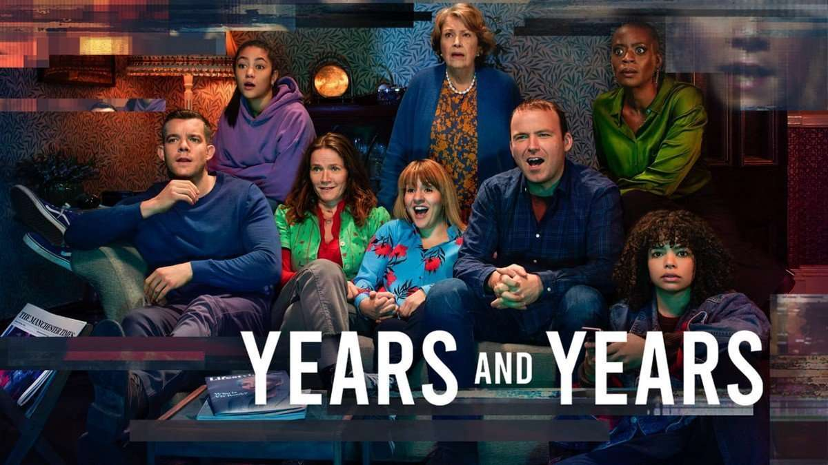 Years and Years: la série Année après année est sur Crave