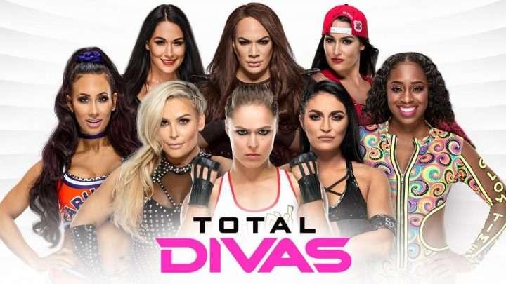 Total Divas saison 9